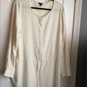 Ann Taylor drawstring tunic